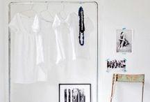 ::MINIMAL RACKS:: / Minimal clothes rack crush...