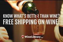 Today's Free Shipping / Wine Bottles Shipping Free Today at Wine Library!  / by Wine Library