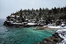 Icy Ontario Wonders