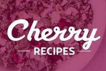 BCTF Cherry Recipes / Delicious recipes featuring BC Tree Fruits cherries! We may be best known for our apples, but our runner-up fruit is our delicious mouth-watering cherries.