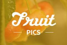Fruit Pics We <3 / Beautiful photographs of fruit and food from around the globe.