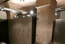 Locker rooms / Improving locker room design