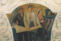 Surveyors and survey art