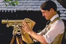 Surveyors and surveying in movies