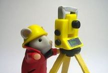 Surveying and surveyors - humor / Surveying humor and cartoons