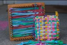 Potholder Loom Creations