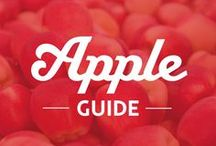 Apple Guide / When you bite into an apple with the BC Tree Fruits leaf, you can rest assured that your tastebuds are experiencing the highest quality of apple, grown and produced locally.