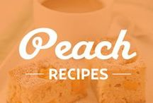 Peach Recipes / Recipes featuring BC Tree Fruits peaches! The Okanagan is renowned for its sweet, succulent, summer peaches. We're not kidding. We actually have a town named Peachland.