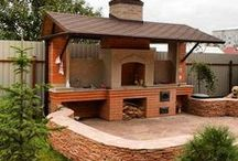 Barbecues and Outdoor Kitchens / Ideas for barbecue areas