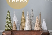 Christmas Crafts & Holiday Decorating Ideas / I'm always looking for creative ways to celebrate the holidays. Here's a collection of home decor and gift ideas I love.