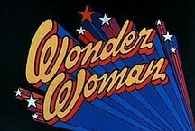 Wonder Woman / My childhood crush!!! / by Rance Kirk