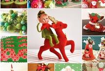 Christmas Year Round  / by Tina Mackay