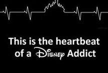 Disney / by Brittany Hood