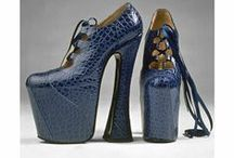 Shoes / by Tina Mackay
