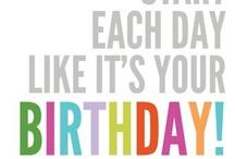 Birthday / by Nas Costa
