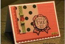 CTMH Cards / by Keeley's Kreations Close To My Heart