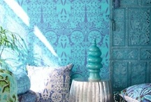 Floors & Walls / Painted, wallpapered, tiled, you name it...