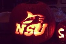 NSU Shark Pride / by Nova Southeastern University