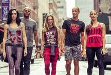 #FLYGear / The latest looks from our FLY Gear collections. Available in all studios!