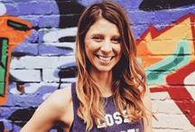 Flywheel Instructor Spotlights / Instructors choreograph their own classes, syncing their rides to the beat, assuring a fresh ride every time, and showing a little glimpse of their unique personalities.