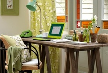Home Office / by Sherry Wilson
