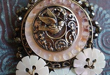 Broaches and pins / by Shawn Smith