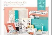 CTMH Consultant Kits