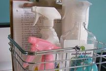 OCD, Organization, Cleaning  :) / by Justine Bue