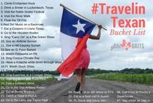 Our Traveling Texas Guide / This board is a like a Texas Travel Guide. Fun places to visit whether you need a field trip or a vacation.