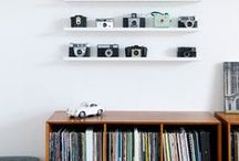 Shelves & Bookcases / Yes, I'm obsessed with shelves & bookcases.
