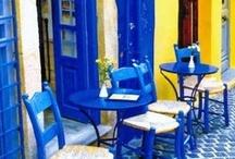 Grecia... / by Isabel Margarita Gómez