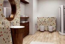 bathroom / by Isabel Margarita Gómez