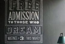 *_* Chalkboard Paint