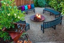 Our fave Backyards / Backyards and Fun Garden Ideas