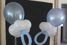 Baby Showers / Kids Birthday Party / by Justine Bue
