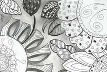 Zentangles / by Sherry Wilson