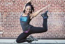 FlyBarre Instructor Spotlights / Instructors choreograph their own classes, syncing their classes to the beat, assuring a fresh class every time, and showing a little glimpse of their unique personalities. Get to know them!