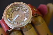 Watches / おしゃれで着けたくなる腕時計