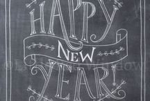 New Year's Celebration / New Years Eve & Day Fun & Recipes / by Aunt Cec