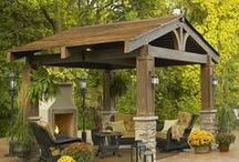 Outdoor living / Porches and relaxing / by Jaime Strang