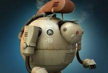 Character | Robots!