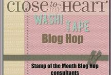 CTMH Blog Hops / by Keeley's Kreations Close To My Heart