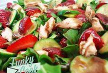 Light & healthy meal ideas