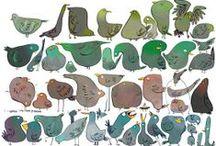 Character | Birds