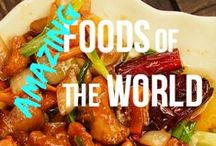 Eat this! Food from Around the World / Food and recipes from around the world, what travelers like to eat! / by Matador Network - Travel Culture Worldwide