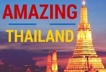 Amazing Thailand / Posts proudly produced in partnership with the Tourism Authority of Thailand and STA Travel, working together to tell stories of the peoples, places, and cultures that make Thailand special. / by Matador Network - Travel Culture Worldwide