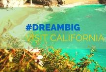 #DreamBig ➤ Visit California! / Our friends at Visit California asked Matador how we #dreambig in California. This board is part of a series we're publishing to answer that question. / by Matador Network - Travel Culture Worldwide