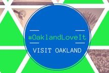 #OaklandLoveIt ➤ Visit Oakland! / This board is proudly produced in partnership with our friends at Visit Oakland. Find them on social and use the hashtag #oaklandloveit to share your Oakland story. / by Matador Network - Travel Culture Worldwide