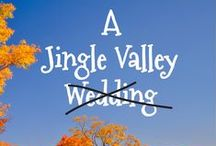 A Jingle Valley Wedding / It's here! Find my sixth novel on Amazon or through your local bookseller (request it!)