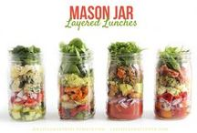Mason Jars / by Sherry Wilson